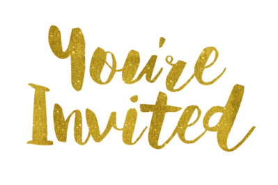 Your'r invited